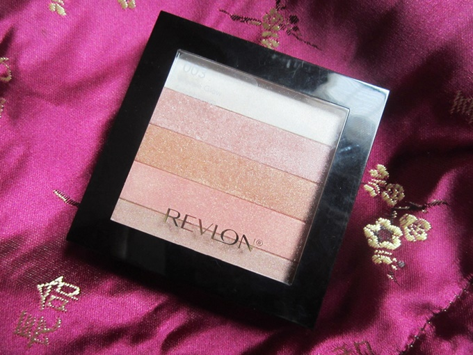 Revlon Highlighting Palette Bronze Glow (3)