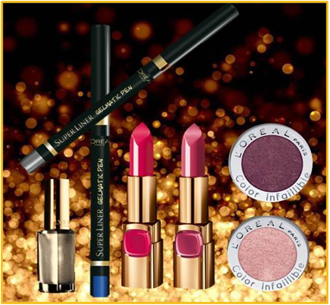 Thumbnail image for L'Oréal Paris Introduces L'Or Lumière Cannes Collection