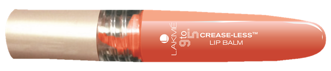 Lakme Launches 9 to 5 Crease-Less Lip Balm!