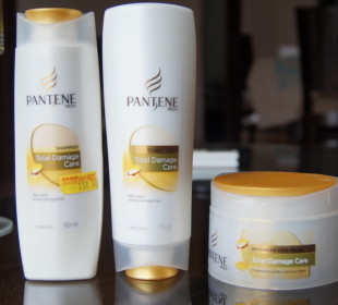 The Pantene Hair Dare Challenge: Pantene Total Damage Care Review