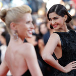 Sonam Kapoor at Cannes 2014: Vintage with Elie Saab