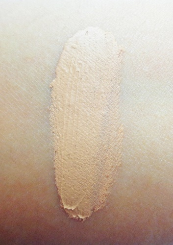 Chambor Sheer Delight Ultra Matt Oil Free Foundation Review (1)