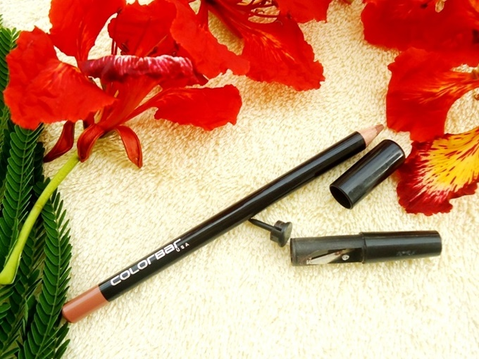 Colorbar Definer Lipliner In Creamy Nude Swatches & Review (8)