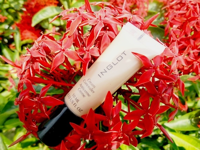 Inglot Cream Concealer in Shade 29 Review (3)