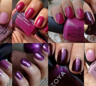 7 Pretty Purple Nail Polishes for Summer 2014 !