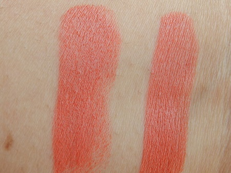 Colorbar Matte Touch Lipstick in Two For Tango (2)