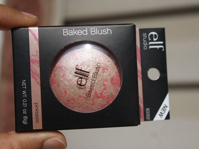 ELF Studio Baked Blush Pinktastic (7)