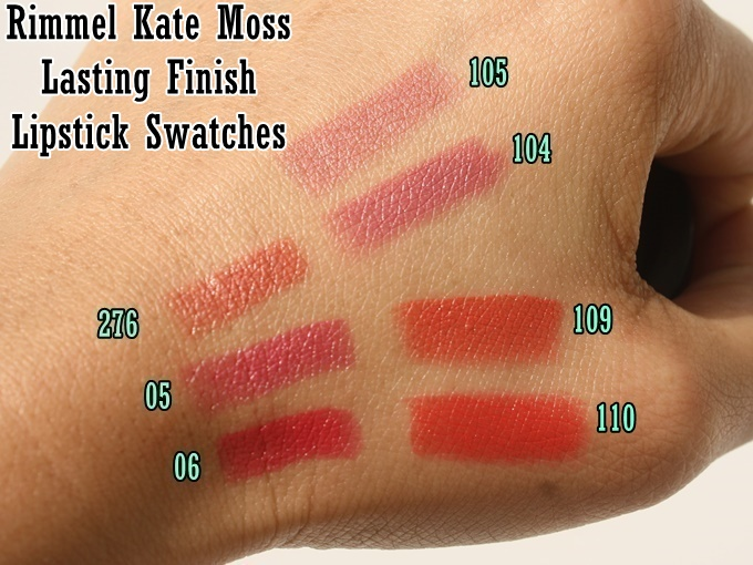 R swatches