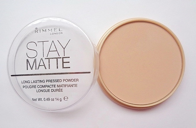 Thumbnail image for Rimmel London Stay Matte Pressed Powder Review