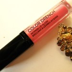 Victoria's Secret Color Drench Intense Lip Gloss in At First Sight: Swatches & Review