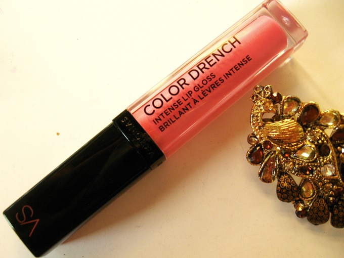 Victoria's Secret Color Drench Intense Lip Gloss in At First Sight (7)