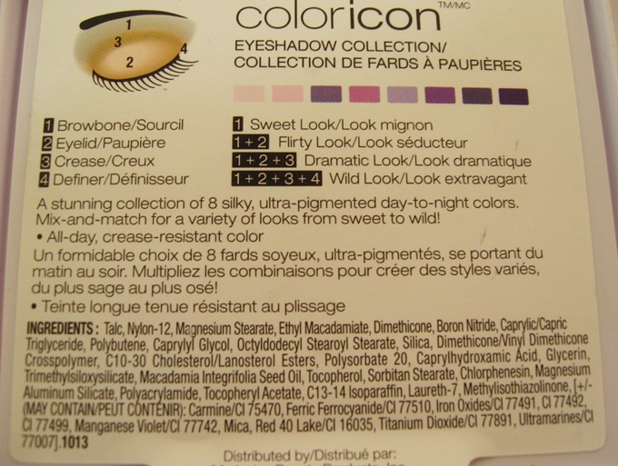 Wet N'Wild Coloricon Flirting At The After Party Eyeshadow Palette (6)