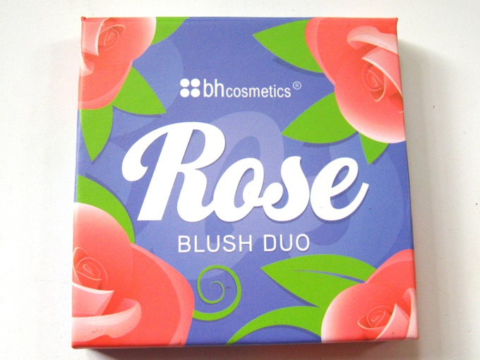 Thumbnail image for BH Cosmetics Floral Blush Duo in Rose: Swatches & Review