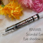 Rimmel Scandaleyes Eye Shadow Crayon in 001 Witness White: Swatches & Review