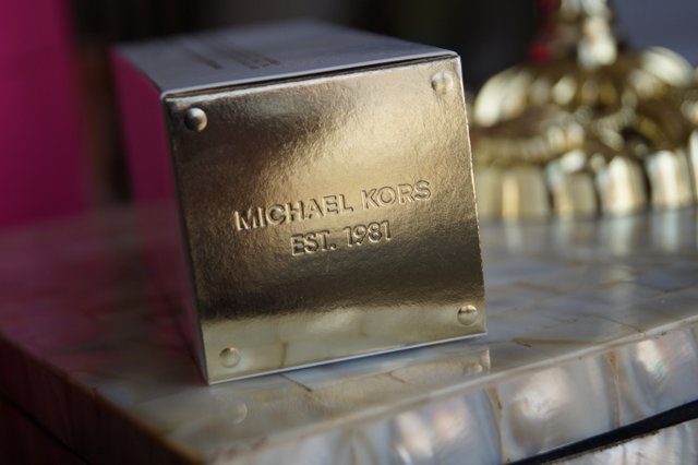 michael kors sexy amber review
