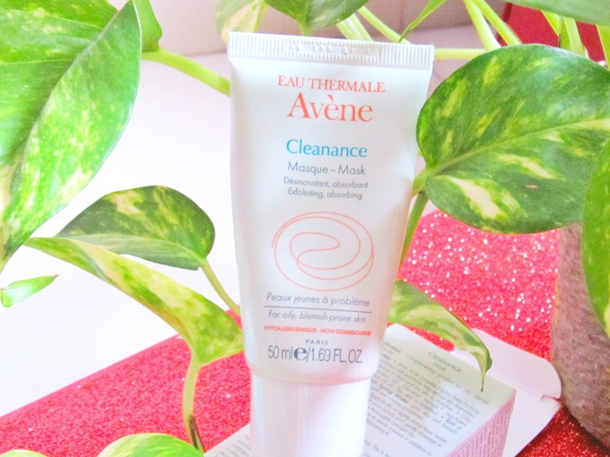 Avène Clearance Mask Review (3)