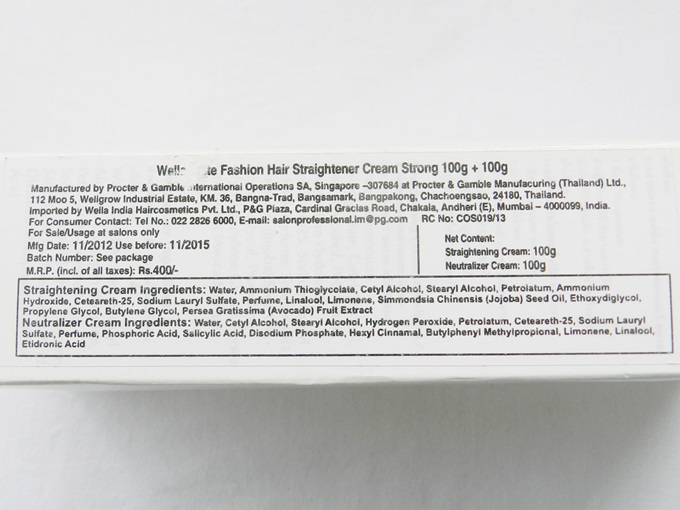 Wella Wellastrate Professional Hair Straightener Strong Review (5)