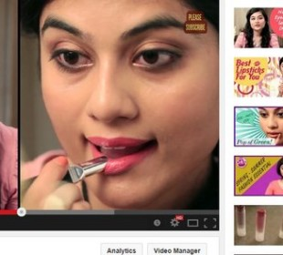 How to make any  lipstick a Long stay one : VIDEO