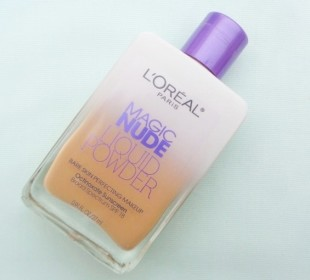 L'Oreal Paris Magic Nude Liquid Powder Foundation Review