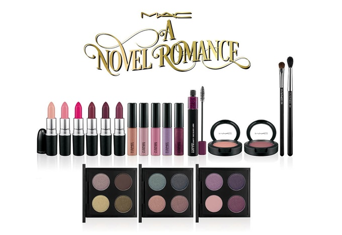 Thumbnail image for MAC Launches A Novel Romance Collection