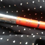 L'oreal Paris Glam Shine Balmy Gloss in Passion Fruit Perfect: Swatches & Review