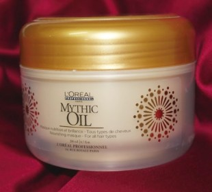L'Oreal Professionnel Mythic Oil Nourishing Masque Review