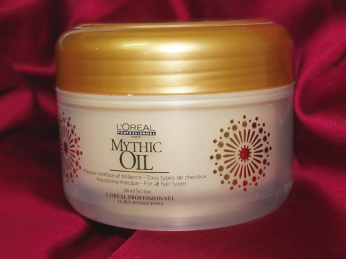 Thumbnail image for L'Oreal Professionnel Mythic Oil Nourishing Masque Review