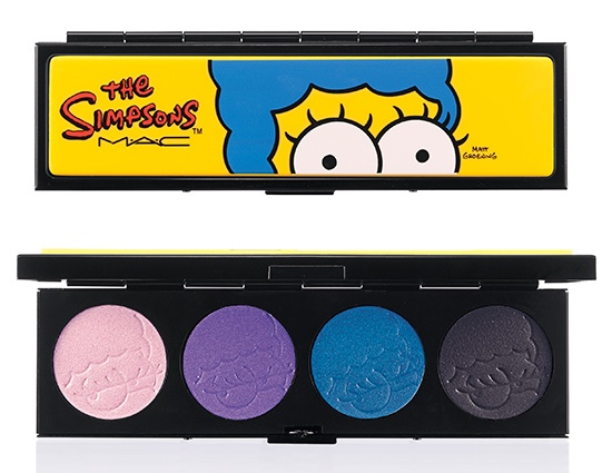 MAC Launches The Simpsons Collection in India (2)
