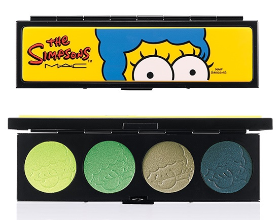 MAC Launches The Simpsons Collection in India (3)