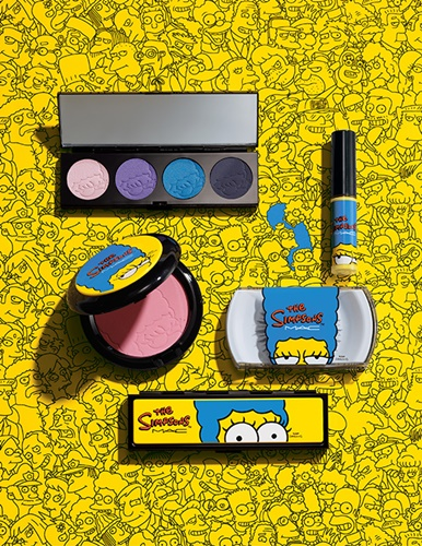 MAC Launches The Simpsons Collection in India (8)