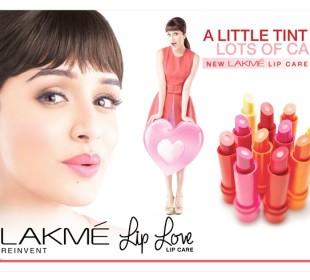 Lakme Launches LIP LOVE Lip Care!