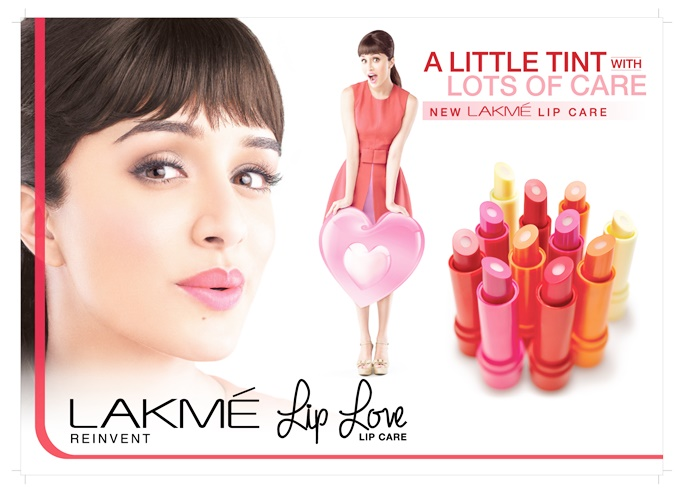 Thumbnail image for Lakme Launches LIP LOVE Lip Care!