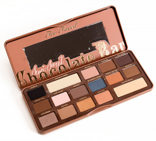 Lusting over: Too faced Semi-sweet chocolate bar eye pallette