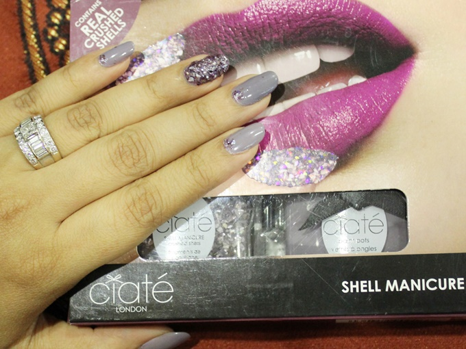 Ciate Shell Manicure in Mermaid You Look Review (8)