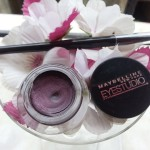Maybelline Eyestudio Gel Liner in Eggplant Aubergine Review