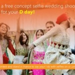 Microsoft SelfieShaadi Contest with Wedmegood : Win a unique concept shoot & free bridal makeup on your wedding!