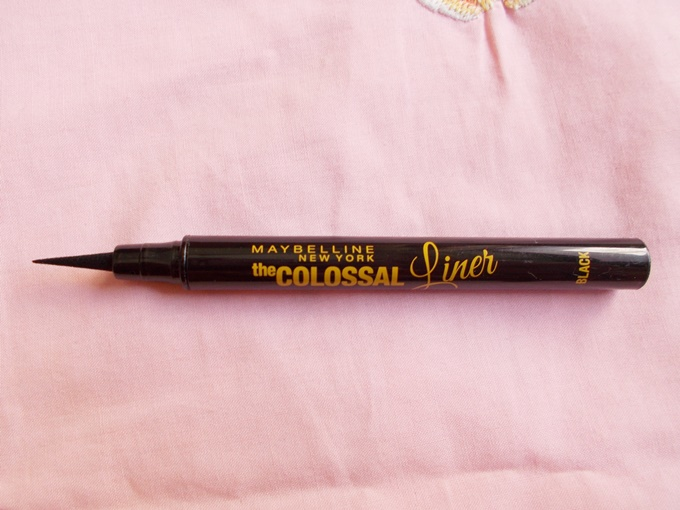 Maybelline The Colossal Liner in Black Review (5)