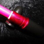 MAC Limited Edition Viva Glam Miley Cyrus Lipstick: Swatches & Review