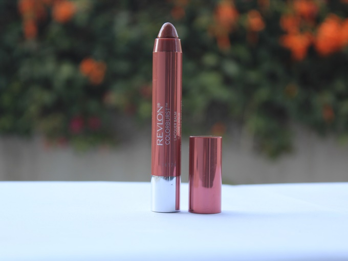 Thumbnail image for Revlon ColorBurst Lacquer Balm in Ingenue Review