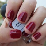 Revlon Parfumerie Scented Nail Enamel in Bordeaux: Swatches & Review