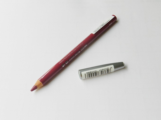 Thumbnail image for Essence Lip Liner in 15 Honey Berry Review
