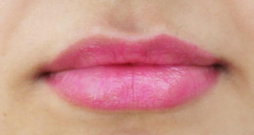 Maybelline Baby Lips Electro Pop Lip Balm in Pink Shock Review (1)