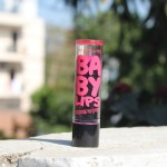 Maybelline Baby Lips Electro Pop Lip Balm in Pink Shock Review