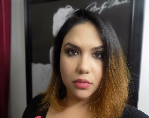 Wet N Wild Mega Last Lip Color in Spiked With Rum Review (2)