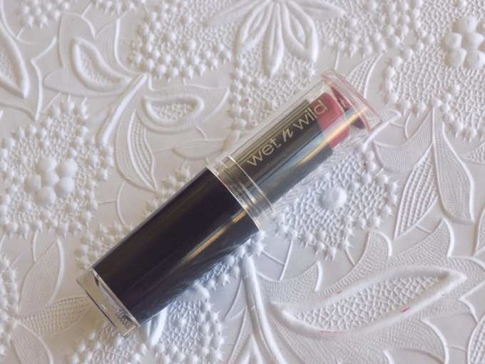 Thumbnail image for Wet N Wild Mega Last Lip Color in Spiked With Rum Review