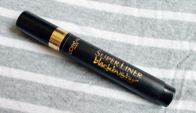 Thumbnail image for L'Oreal Paris Superliner Blackbuster Eyeliner Review