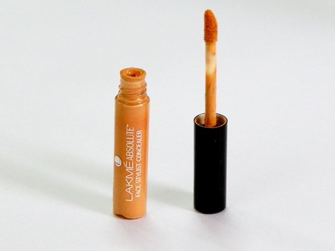 Lakme Absolute Face Stylist Concealer In Honey Review (5)