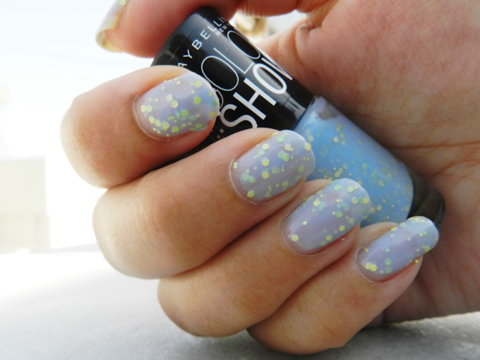 Maybelline Go Graffiti Color Show in Blueberry Bombshell Review (5)