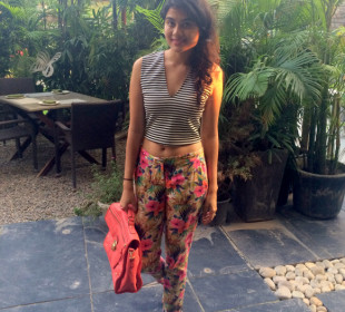 The Cosmopolitan+ Veet Bloggers Meet + My outfit of the day