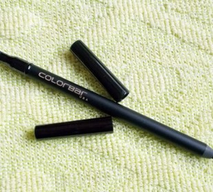Colorbar Just Smokey Kajal In Just Black Review